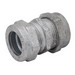 Madison MNT-2760 Rigid Compression Coupling; 1/2 Inch, Threaded x Compression, Malleable Iron