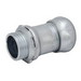 Madison MEC-752 EMT Compression Connector; 1 Inch, Steel