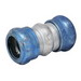 Madison MECR-761 EMT Raintight Compression Coupling; 3/4 Inch, Steel