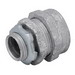 Madison MNT-2751 Rigid Compression Box Connector; 3/4 Inch MNPT, Malleable Iron, Zinc-Plated