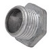Madison L-707 Rigid Speed Nipple; 2-1/2 Inch, Threaded, 1.380 Inch Length, Die-Cast Zinc