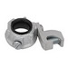 Madison MCBGI-400 Insulated Grounding Bushings; 4 Inch, Threaded, Malleable Iron