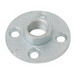 Madison 551 Floor Flanges; 3/4 Inch, FNPT, Malleable Iron