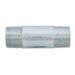 Madison N-150-CL Rigid Conduit Nipples; 1-1/2 Inch, Close Length, Threaded, Galvanized Steel