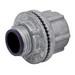 Madison LWH-200 Watertight Hub; 2 Inch, Die-Cast Zinc