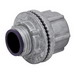 Madison LWH-250 Watertight Hub; 2-1/2 Inch, Die-Cast Zinc