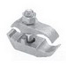 Midwest PARC300HD Conduit Clamp; 3 Inch, Malleable Iron