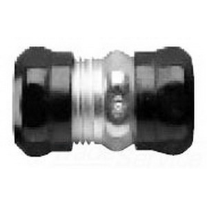 Midwest 664RT Thin Wall Raintight Thin Wall Compression Coupling; 1-1/2 Inch, Steel