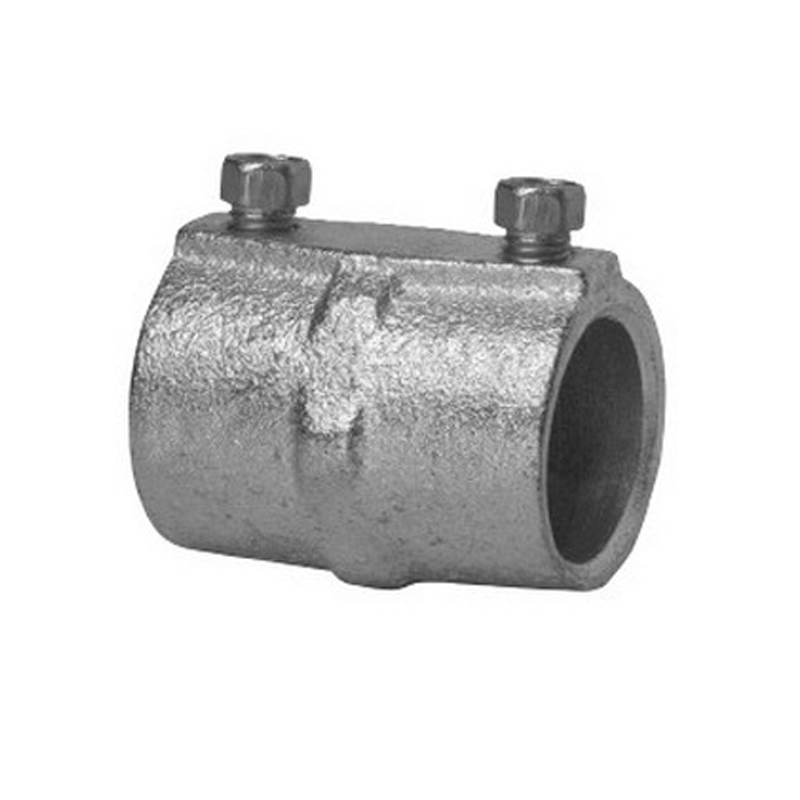 Midwest 165 Set Screw Coupling; 2 Inch, Malleable Iron
