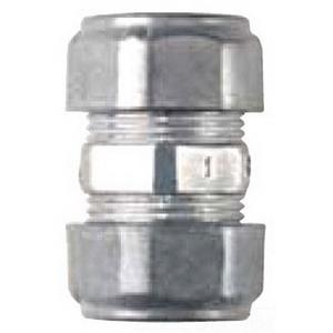 Midwest 664DC Compression Coupling; 1-1/2 Inch, Die-Cast Zinc