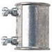Midwest 465DC Straight Non-Insulated EMT Set-Screw Coupling; 2 Inch, Die-Cast Zinc