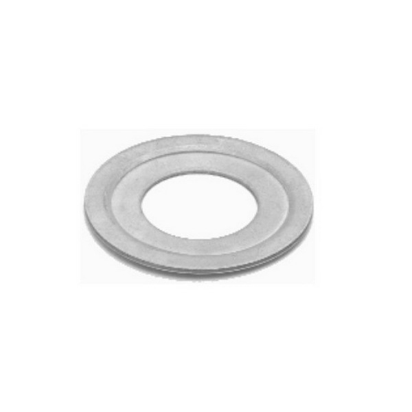 Midwest 377 Knockout Reducing Washer; 4 Inch x 3 Inch Conduit, Steel