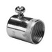 Midwest SSBC75 EMT Set-Screw Connector; 3/4 Inch MNPT, Steel, Electro-Plated Zinc