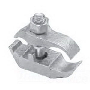 Midwest PARC75HD Conduit Clamp; 3/4 Inch, Malleable Iron