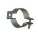 Midwest 0B Cable and Conduit Hanger With Bolt; 3/8 Inch - 1/2 Inch Rigid/IMC x 1/2 Inch EMT, Steel