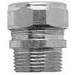 Midwest CG100-950 Color-Coded Cord Grip; 1 Inch Tapered MNPT, 0.850 - 0.950 Inch, Steel