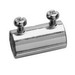 Midwest 468 Thin Wall EMT Set Screw Coupling; 3-1/2 Inch, Steel, MNPT Hub
