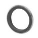 Midwest SG7 Self Retaining Sealing Gasket With Ring; 2-1/2 Inch, PVC, Steel Ring