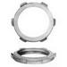 Midwest SL2 Sealing Locknut; 3/4 Inch, Threaded, Heavy-Duty Steel
