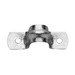 Midwest 497-1 2-Hole Strap; 1/2 Inch, Steel, Galvanized