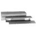 Milbank 8848-GSC1-NK Wireway; 48 Inch x 8 Inch x 8 Inch, G90 Gauge Steel, ANSI 61 Gray