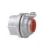 Myers STG-8 Insulated Grounding Hub; 3 Inch, Threaded, Zinc