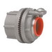 Myers SSTG-1 Posi-Lok Insulated Grounding Hub; 1/2 Inch, 316 Stainless Steel