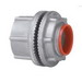 Myers STA-3 Scru-Tite® Posi-Lok Insulated Conduit Hub; 1 Inch, Aluminum
