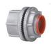 Myers STA-5 Scru-Tite® Posi-Lok Insulated Conduit Hub; 1-1/2 Inch, Aluminum