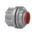 Myers ST-1 Scru-Tite® Posi-Lok Insulated Conduit Hub; 1/2 Inch, Zinc