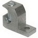 Penn-Union LI-252S Cual-Aid® Side Entrance One-Hole Lay-In Lug; (1) 6 - 250 MCM Copper/Aluminum