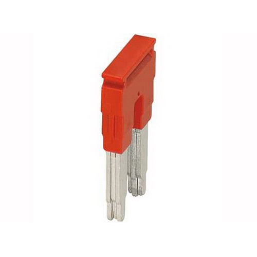 Schneider Electric / Square D NSYTRAL610 Plug-In Jumper; Red
