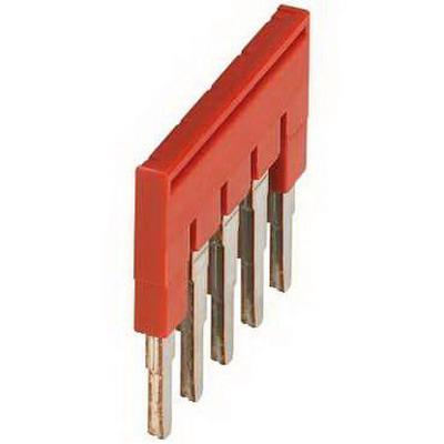 Schneider Electric / Square D NSYTRAL45 Plug-In Jumper; Red