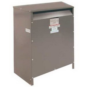 Schneider Electric / Square D  EE30T3H Dry Type Transformer; 480 Volt Delta Primary, 208Y/120 Volt Secondary, 30 KVA, 3-Phase