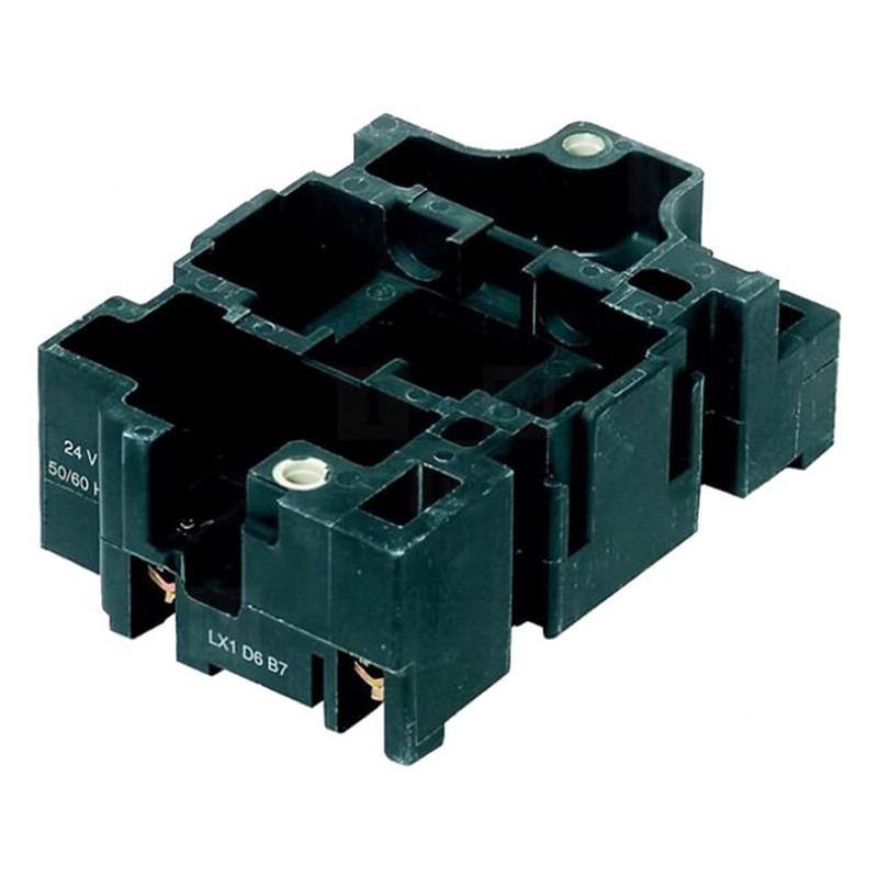 Schneider Electric / Square D LX1D6B7 TeSys D IEC Contactor Coil; 24 Volt AC Coil At 50/60 Hz