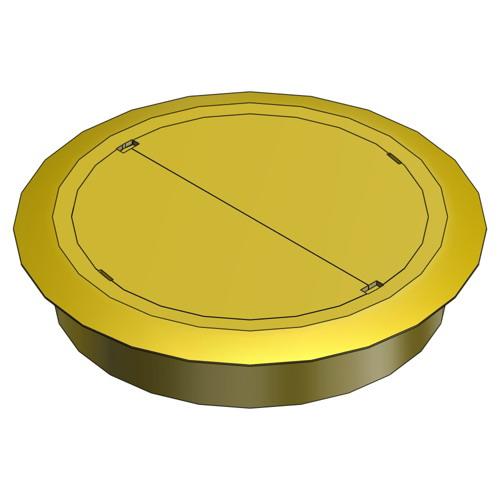 Steel City P-62-CP-G MopTite™ Carpet Plate; Plastic, Gold