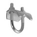 Steel City RC-1-1/2HDG Beam Clamp; 1-1/2 Inch, Malleable Iron, Hot-Dip Galvanized