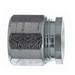 Steel City EK-401 Three Piece Coupling; 1/2 Inch, Threaded, Steel