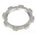 Steel City LN-210 Locknut; 4 Inch, Threaded, Die-Cast Zinc