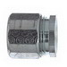 Steel City EK-406 Three Piece Coupling; 2 Inch, Threaded, Steel