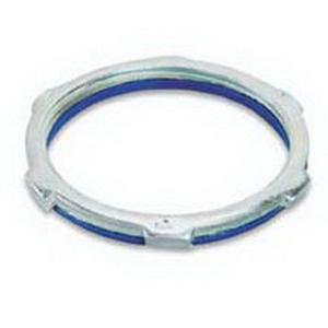 Steel City LS-103 Sealing Locknut; 1 Inch, Threaded, Steel