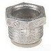 Steel City HA-802 Insulated Hex Head Conduit Chase Nipple; 3/4 Inch, MNPT, Die-Cast Zinc