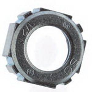 Steel City BU-404 Non-Insulated Bushing; 1-1/4 Inch, Threaded, Iron