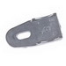 Steel City CB-201 Pipe Spacer; 1/2 Inch, Die-Cast Zinc