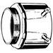 Steel City HC-104 Conduit Connector; 1-1/4 Inch, Set-Screw, Steel