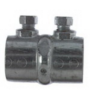 Steel City HK-103 Conduit Coupling; 1 Inch, Set-Screw, Steel