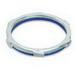 Steel City LS-110 Sealing Locknut; 4 Inch, Threaded, Steel