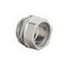 Steel City TC-215-SC Non-Insulated Conduit Compression Connector; 1-1/2 Inch MNPT, Die-Cast Zinc