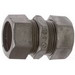 Steel City TK-211-SC Non-Insulated Compression Coupling; 1/2 Inch, Die-Cast Zinc
