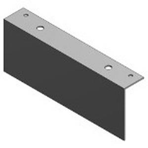 Steel City 665-BP Blank Plate; Steel